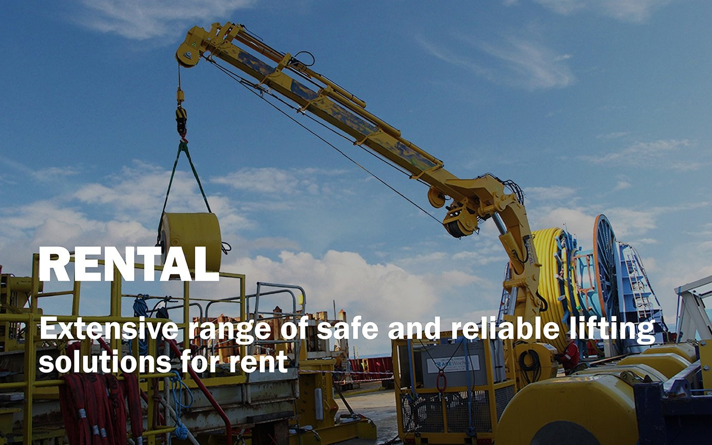 Cranes for Offshore and Marine | MELCAL